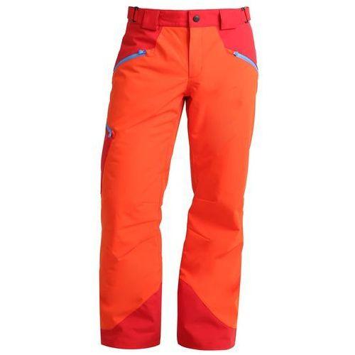 Ziener TREAM Spodnie narciarskie new red