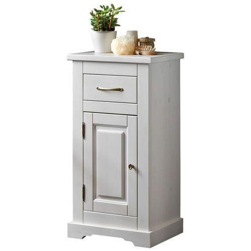 Drewniana szafka łazienkowa niska romantic nowy fsc 810 marki Comad