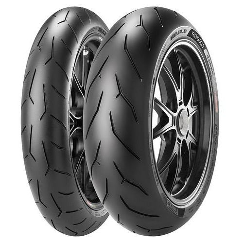 Pirelli  diablo rosso corsa 180/55 zr17 tl (73w) tylne koło, m/c -dostawa gratis!!!