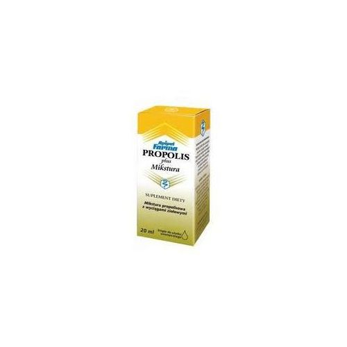 PROPOLIS PLUS MIKSTURA 20ml