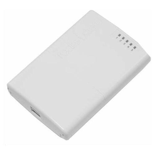 Router rb750p-pbr2 5x rj-45 10/100 mb/s marki Mikrotik