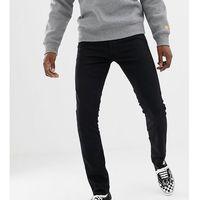 rebel slim stretch trousers - black, Carhartt wip