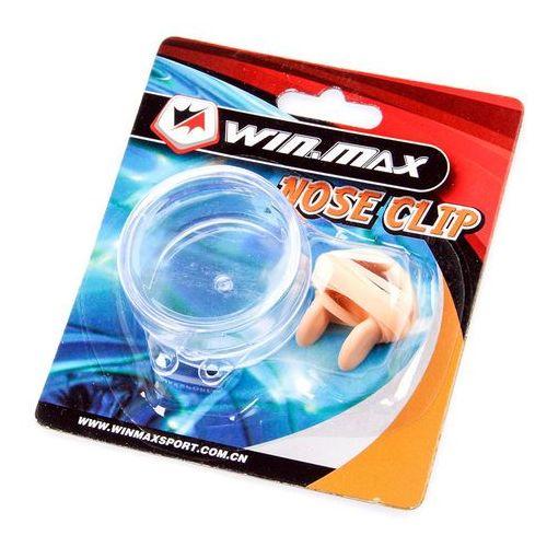 Zatyczka Zacisk Klips Do Nosa WINMAX z kategorii Pozostałe pływanie