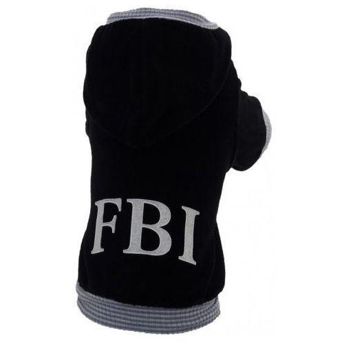 GRANDE FINALE Bluza B01 FBI czarna