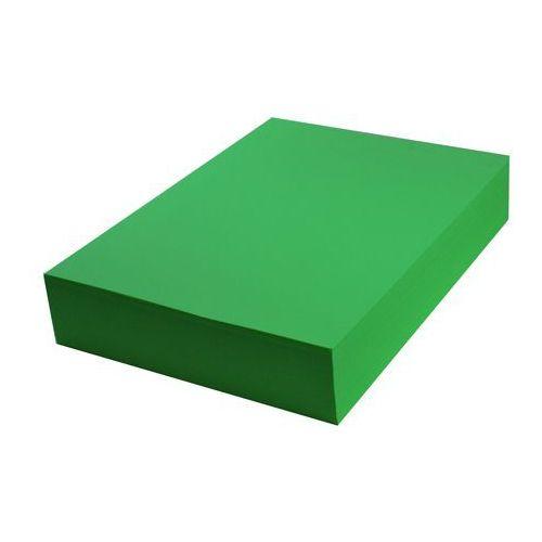 Mazak Papier techniczny kolorowy zielony intensywny a4 100 ark 240g