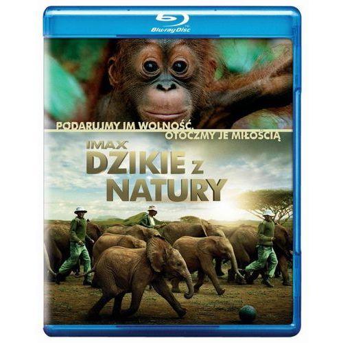 Dzikie z natury (Blu-ray) - produkt z kategorii- Filmy dokumentalne