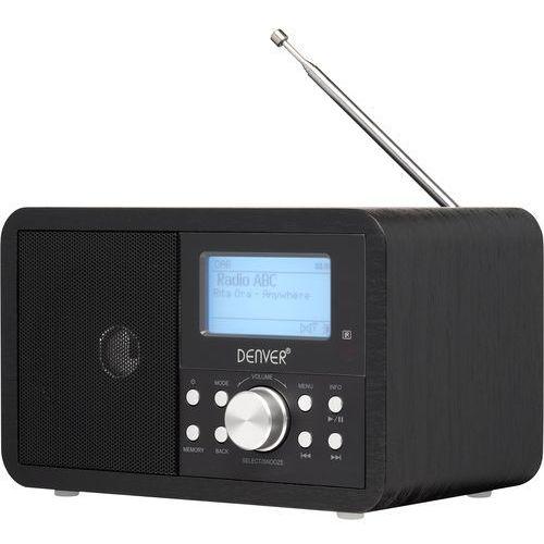 ir-110 dab +/internet radio wielokolorowy marki Denver
