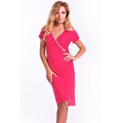 Koszula nocna model tcb.1055 light pink, Dobranocka