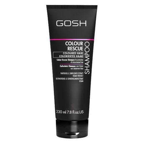 GOSH - COLOUR RESCUE - SHAMPOO - Szampon do włosów farbowanych (5711914104863)
