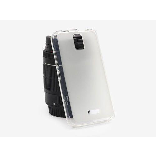 etuo FLEXmat Case  Huawei Y3  etui na telefon  biały kolor biały