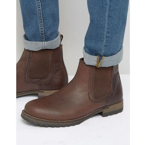 chelsea boots brown leather - brown marki Red tape