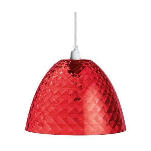STELLA - Lampa wisząca Czerwony Przezroczysty S, 1943536