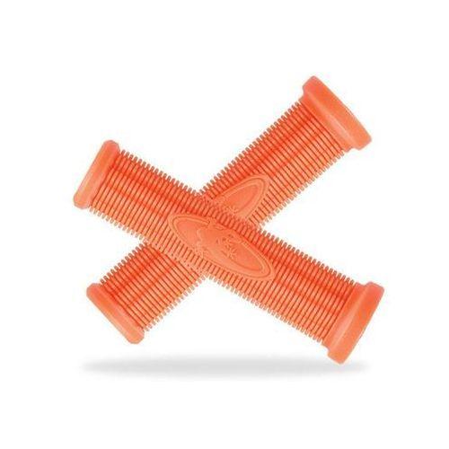 Chwyty kierownicy charger sc 30x130 mm pomarańczowe marki Lizard skins