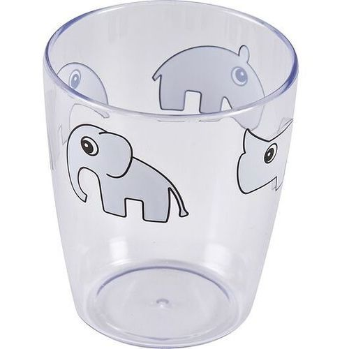 Szklanka Yummy Mini Glass szara, 1996245
