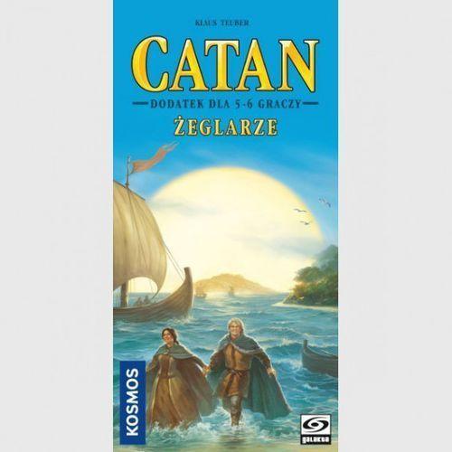 Galakta Catan: żeglarze 5/6 graczy (5902259201236) - OKAZJE
