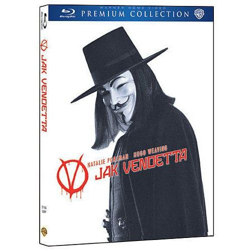 Galapagos films V jak vendetta (blu-ray), premium collection - james mcteigue