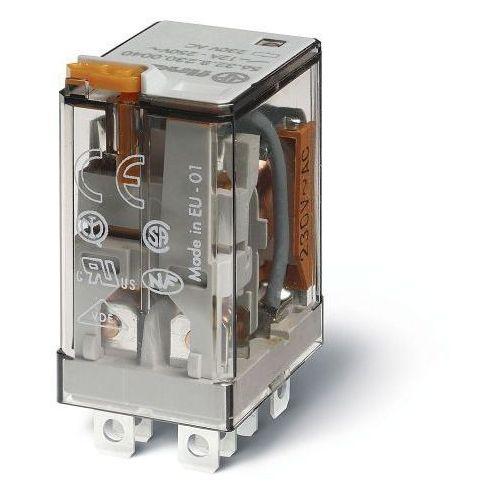 Przekaźnik 2CO 12A 24V DC, LED + dioda 56-32-9-024-0090