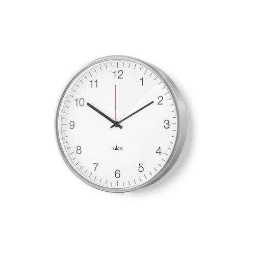 Zack - zegar palla biały ø 30 cm - 30,00 cm