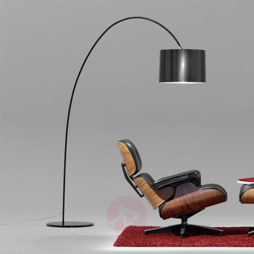 Helestra ROXX lampa stojąca Czarny, 1-punktowy - Nowoczesny - Obszar wewnętrzny - ROXX - Czas dostawy: od 4-8 dni roboczych (4022671993449)