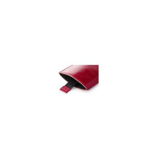 TELLME Etui VERONA AZZARO dedykowane do SAMSUNG GALAXY S/S3 Mini - czerwone Odbiór osobisty w ponad 40 miastach lub kurier 24h z kategorii Futerały i pokrowce do telefonów