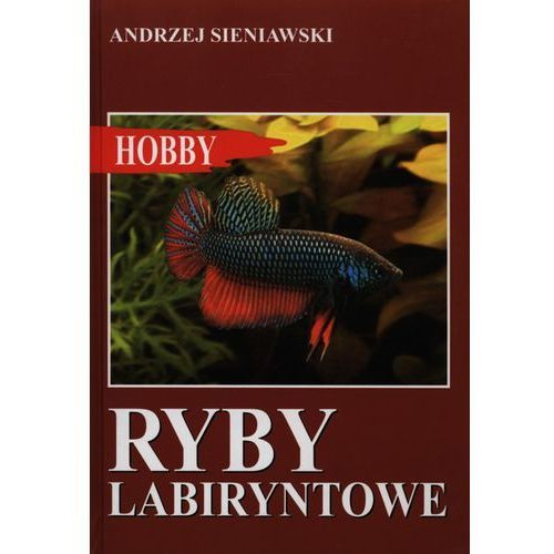 Ryby labiryntowe - Andrzej Sieniawski, Egros