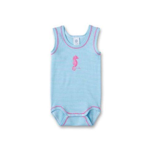SANETTA Girls Body dziecięce light blue (4055502058376)