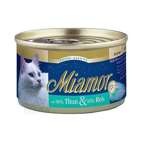feine filets filety mięsne z tuńczyka pokarm dla kota puszka 100g marki Miamor