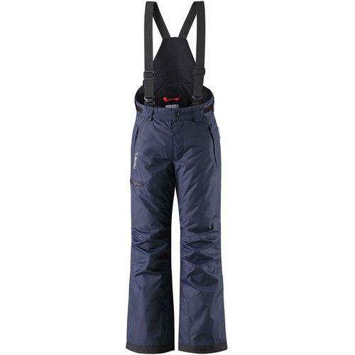 terrie spodnie długie dzieci niebieski 152 2018 spodnie narciarskie marki Reima