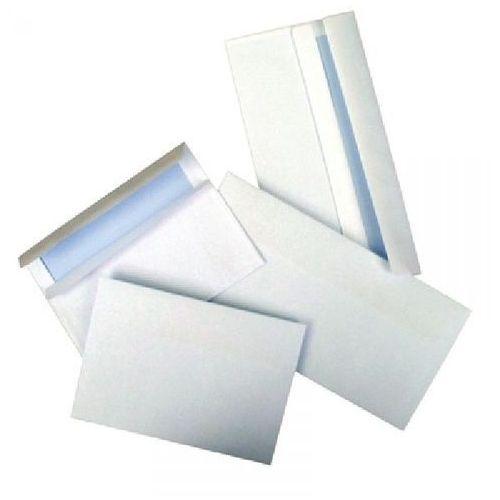 Nc koperty Koperta c-6 samoklejąca okno prawe biała 1000 szt. - x03438