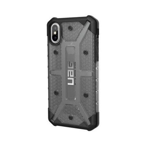 Etui URBAN ARMOR GEAR Plasma Case do iPhone X Czarny/przezroczysty (0858329007008)