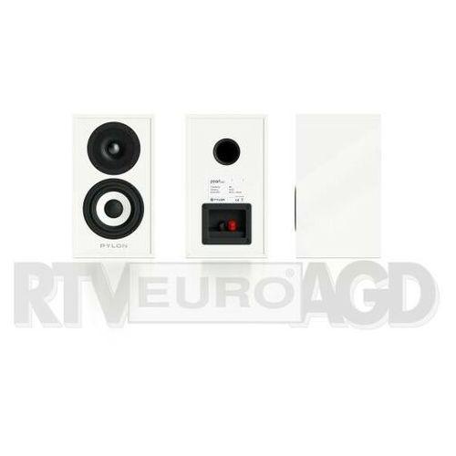 Pylon Audio Pearl Sat (biały połysk) 2 szt., kolor biały