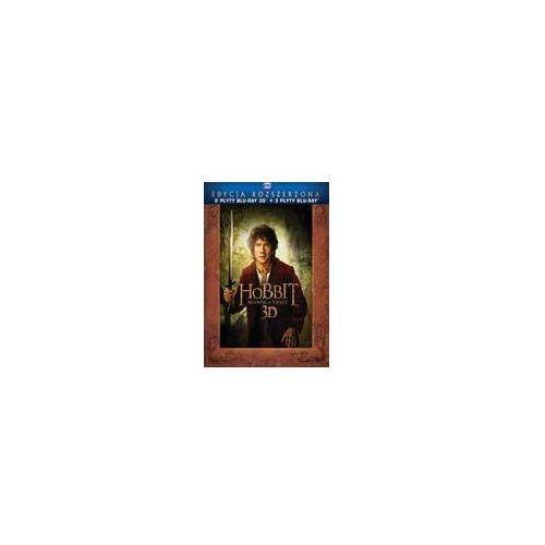 Hobbit: niezwykła podróż 3 - d edycja rozszerzona marki Galapagos films / warner bros. home video