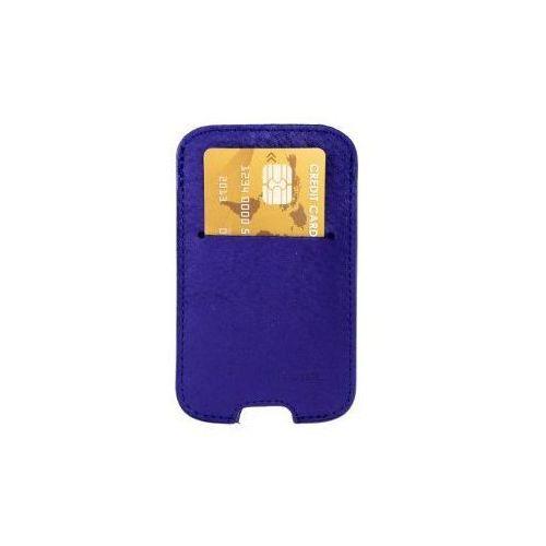 Pokrowiec SOX Credit Card XL Fioletowy, towar z kategorii: Futerały i pokrowce do telefonów