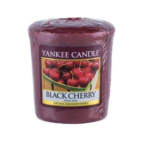 black cherry 49 g świeczka zapachowa marki Yankee candle
