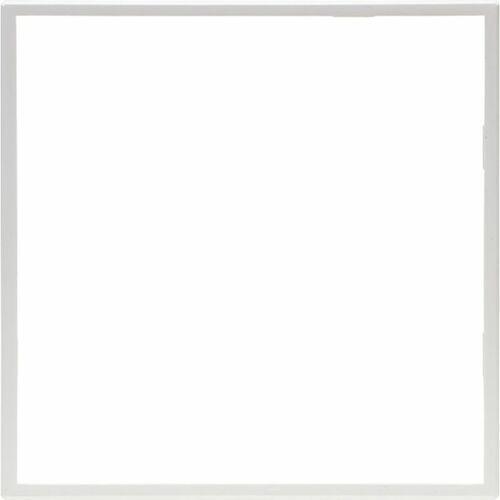 dante zewnętrzna ramka dekoracyjna pojedyncza biały 4504200 marki Kos