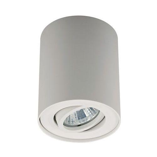 Zuma line Plafon rondoc sl 20038-wh lampa sufitowa spot 1x50w gu10 biały >>> rabatujemy do 20% każde zamówienie!!! (2011005826722)