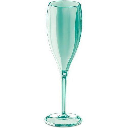 Koziol Kieliszki do szampana cheers 4 szt. jade (4002942416549)