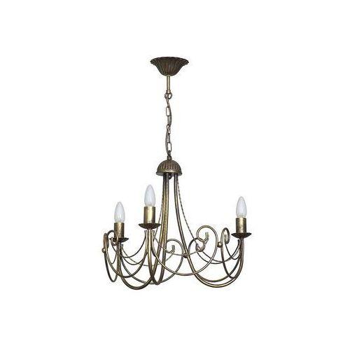 Luminex Lampa wisząca palace 3xe14/60w/230v