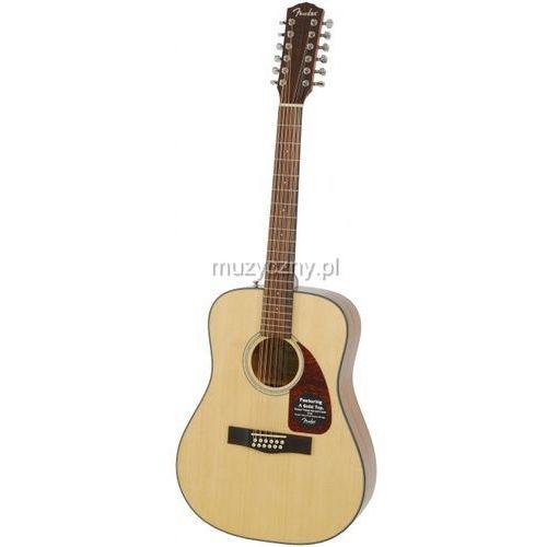 Fender CD 160 SE-12 gitara elektroakustyczna dwunastostrunowa