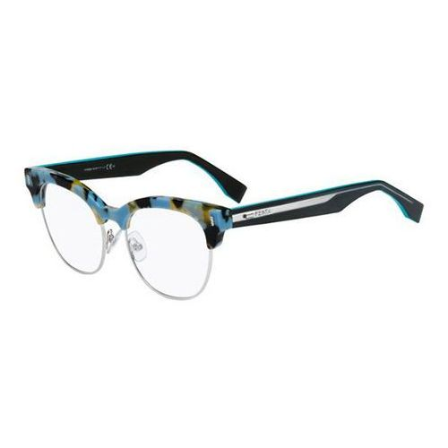 Okulary korekcyjne  ff 0163 color block uja od producenta Fendi