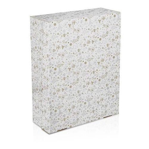 Topgal Pudełko świąteczne xmsbox2016 b - white