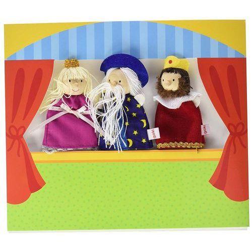 Teatrzyk kukiełkowy, Król i Królowa (4013594515924)