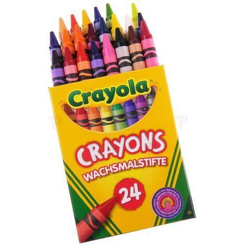 Kredki świecowe Crayola Mini Kids 24 sztuk (5010065007840)