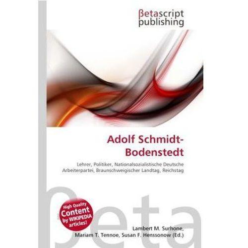 Adolf Schmidt-Bodenstedt