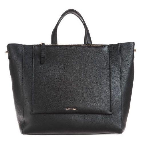 Calvin Klein CONTEMPORARY Torba na zakupy black, K60K603787