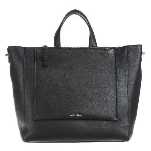contemporary torba na zakupy black marki Calvin klein