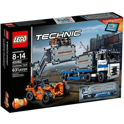 LEGO Technic, Plac przeładunkowy, 42062