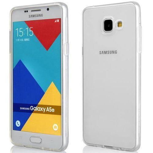 Etui QULT Back Case Clear do Samsung A520 A5 2017 Luxury (5901836732453)