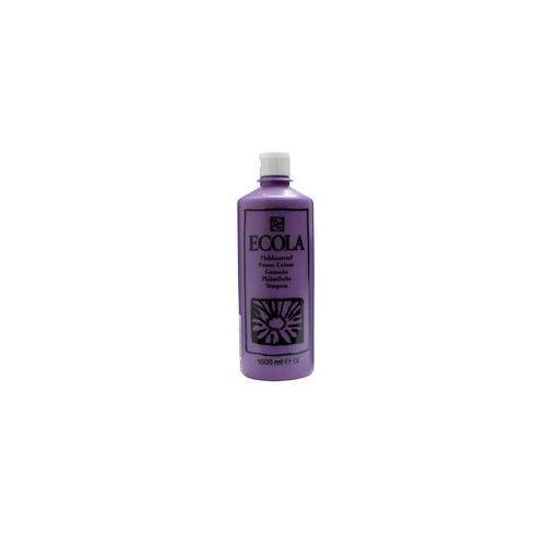 Talens Ecola farba tempera Gwasz 1l 536 violet