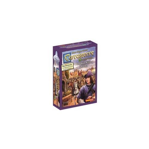 OKAZJA - Carcassonne: Hrabia, Król i Rzeka (druga edycja)